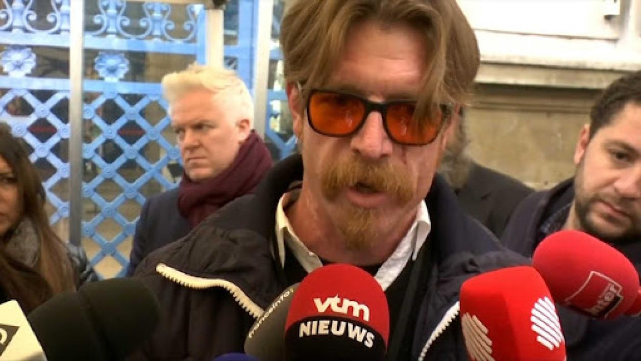 Jesse Hughes, le leader de Eagles of Death Metal.