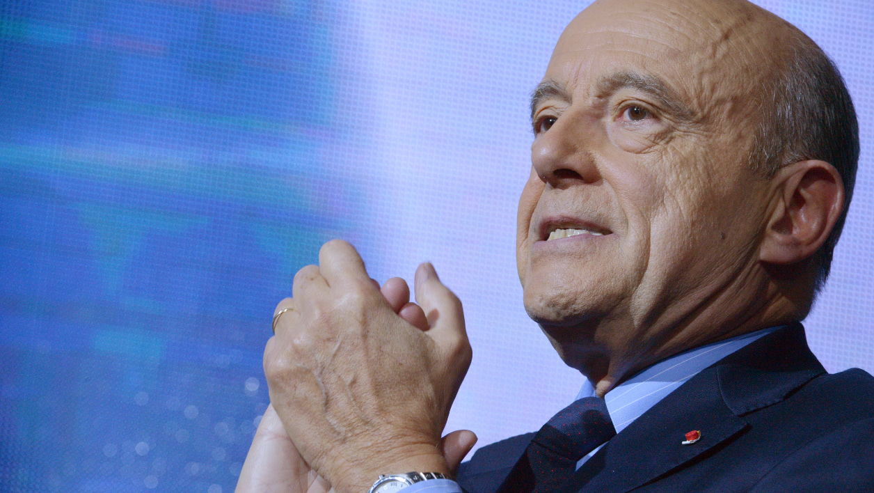 Alain Juppé remporte 47% d'opinions positives.