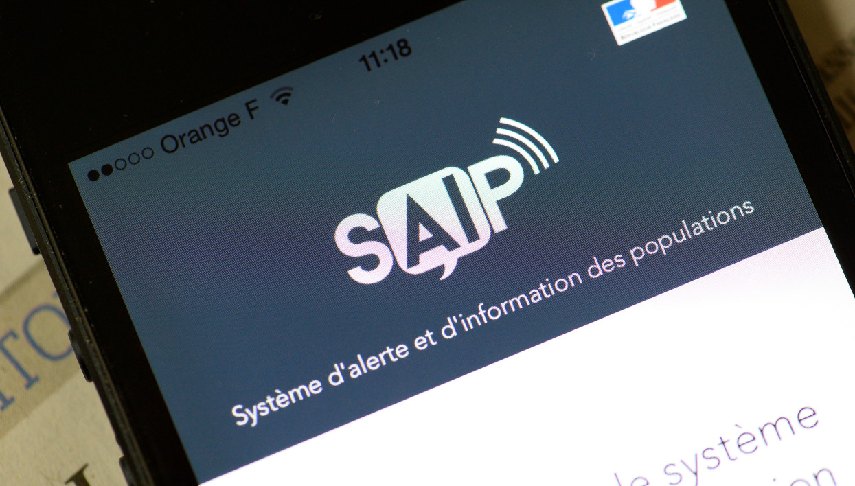 "Attentat à Nice: l'application SAIP va mettre en place ""des mesures correctives"""
