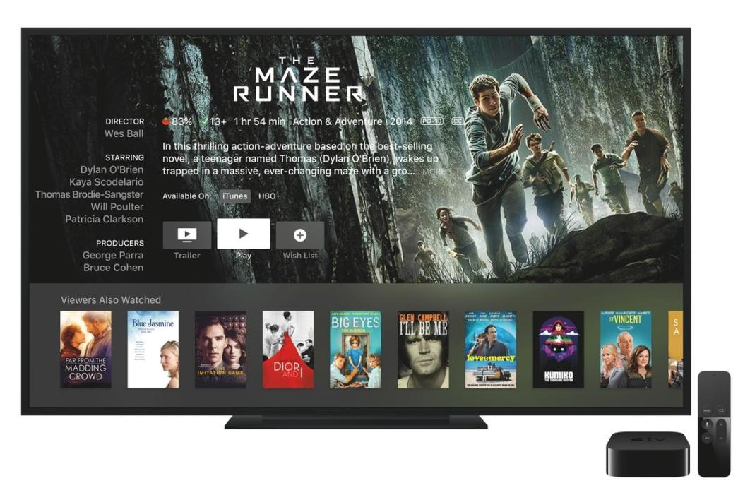 Apple Apple TV 32 Go