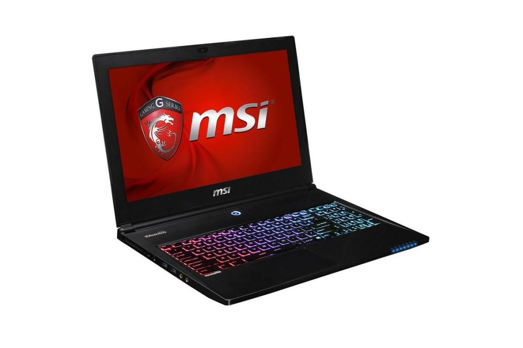 msi gs60 2qe ghost pro 2qe 646fr le test complet. Black Bedroom Furniture Sets. Home Design Ideas