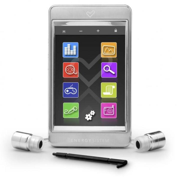 Energy Sistem MP4 Energy 4040 Touch