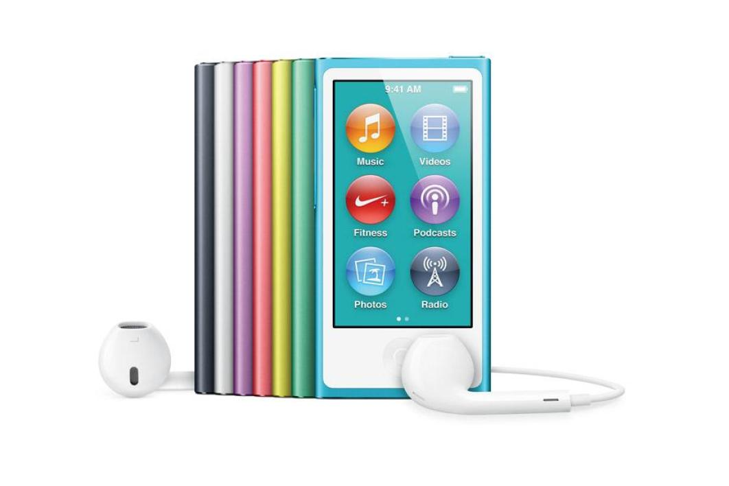 Apple iPod nano 16 Go 2012