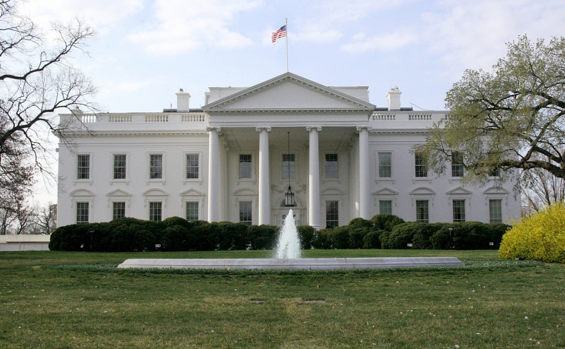 Maison blanche joyce naltchayan the white house afp jpg