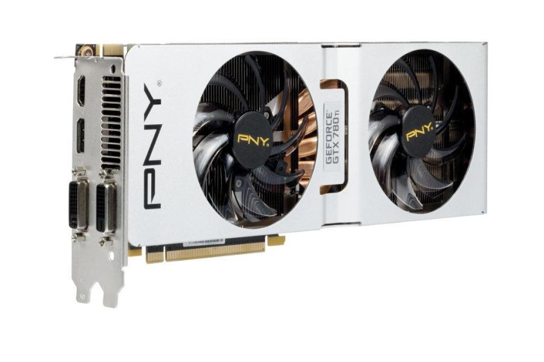 PNY GeForce GTX 780 Ti 3GB XLR8 OC Pure Performances