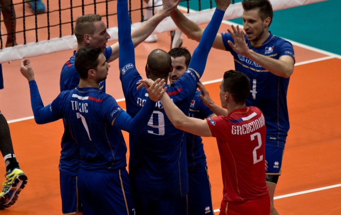 Volley - Ligue mondiale : la France prolonge son rêve !
