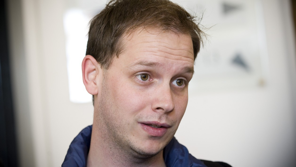 Peter Sunde, le cofondateur de The Pirate Bay.