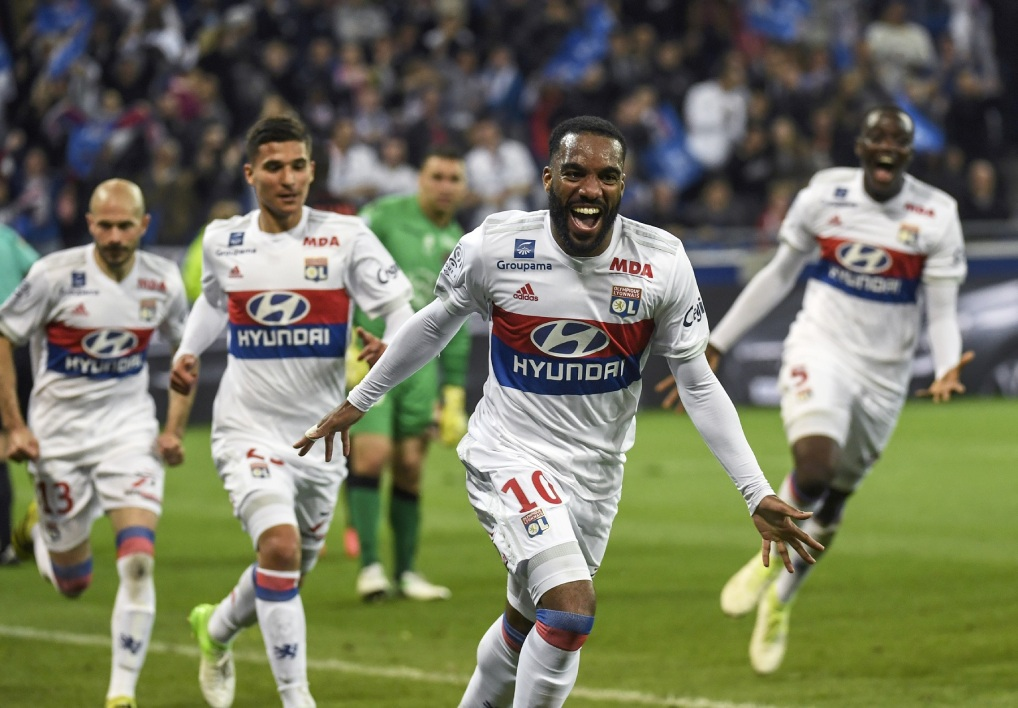 Mercato - Officiel : Alexandre Lacazette rejoint Arsenal !