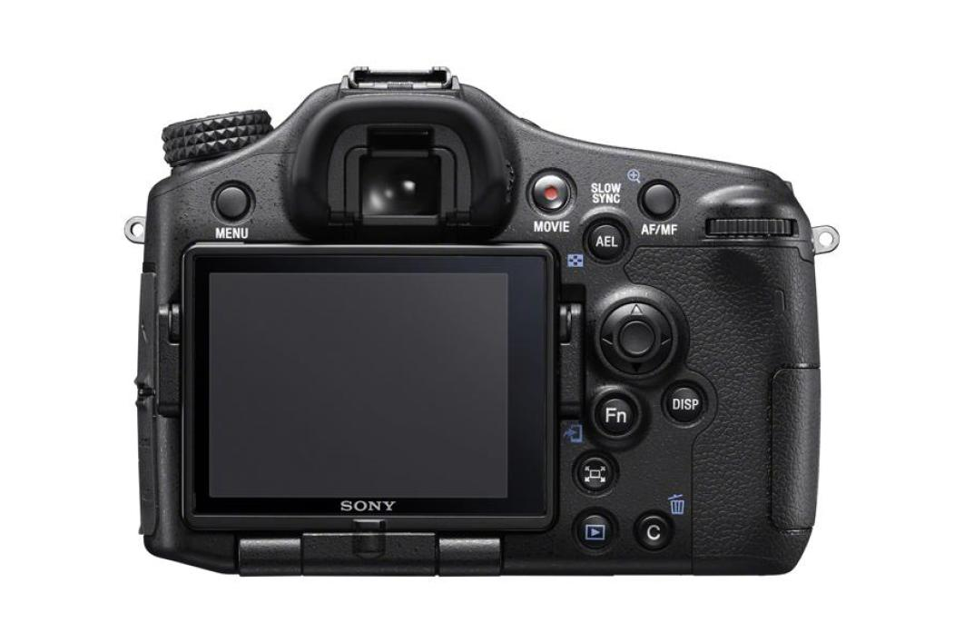 Sony Alpha A77 Mark II