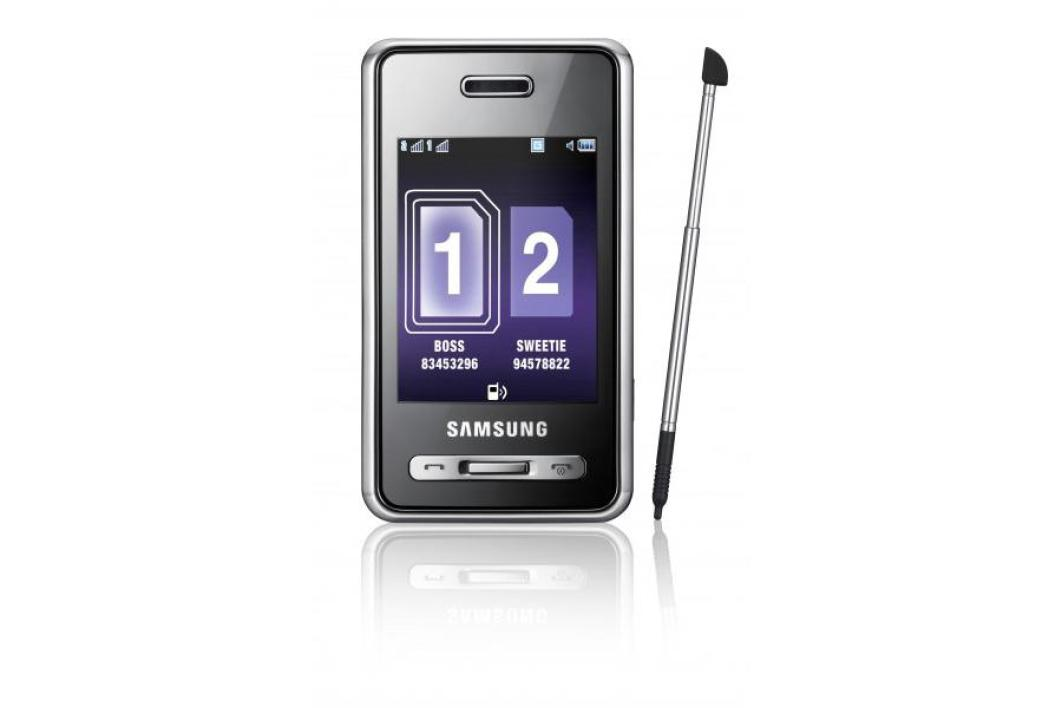 Samsung SGH-D980 Player Duo