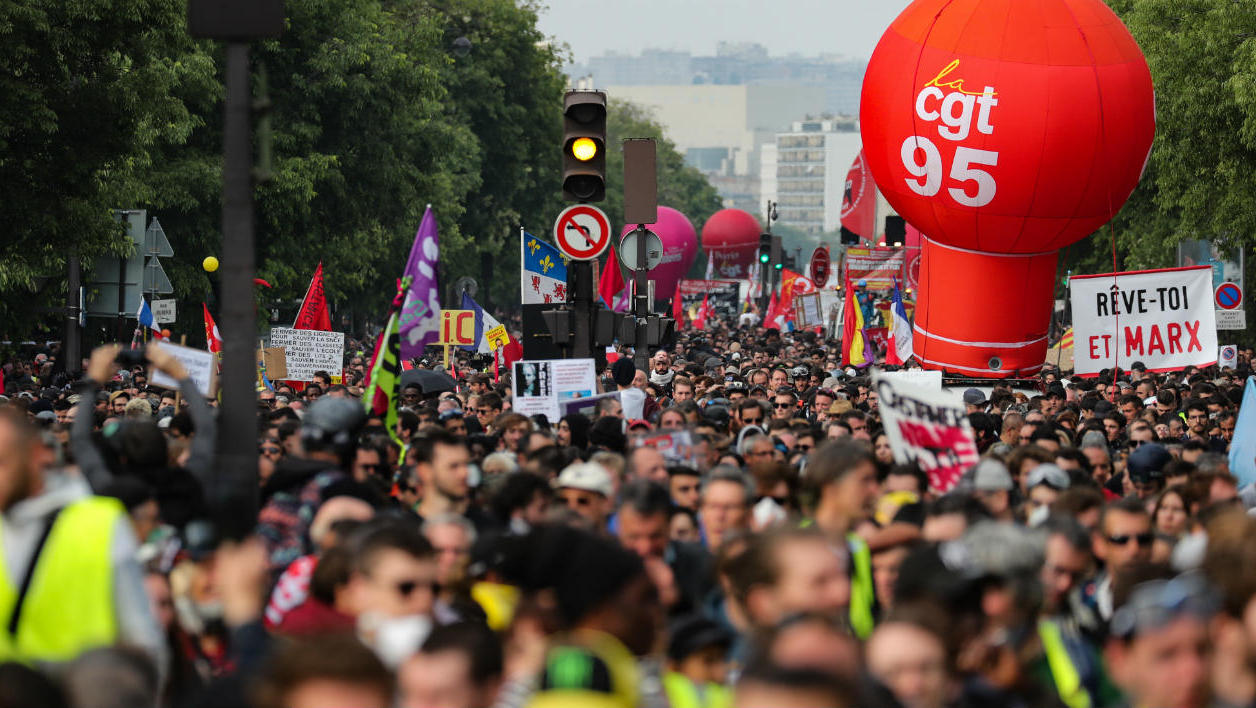 Manifestation du 1er mai 2019 à Paris