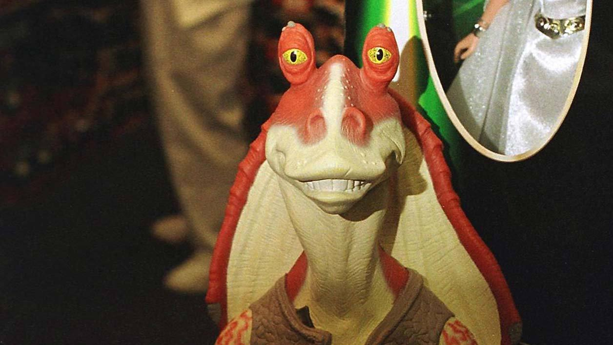 Star Wars: oui, Jar Jar Binks était inspiré de Dingo, avoue George Lucas