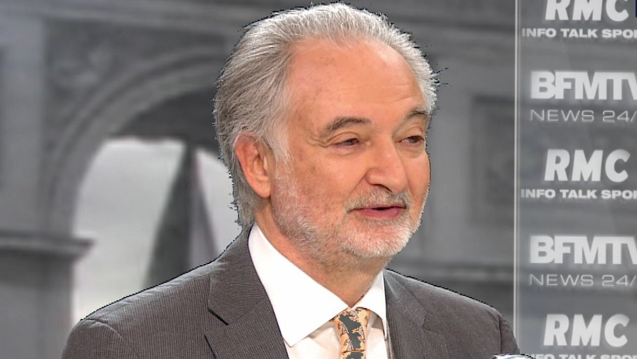 Jacques Attali face à Jean Jacques Bourdin: le récit de l'interview en tweets et en images