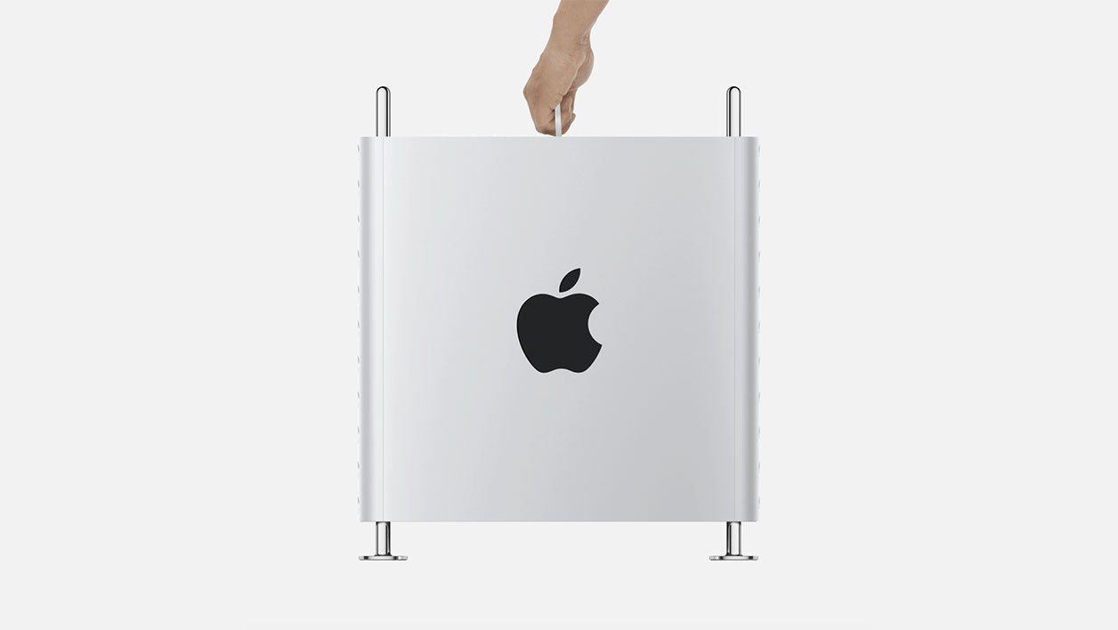 Le Mac Pro d'Apple
