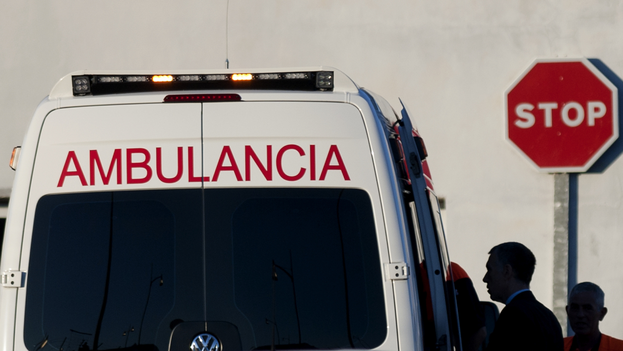 Ambulance espagnole