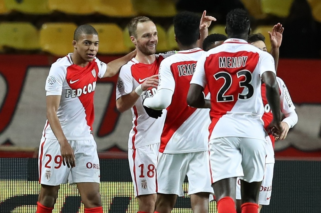 Ligue des Champions : l'AS Monaco arrache sa qualification face à Manchester City