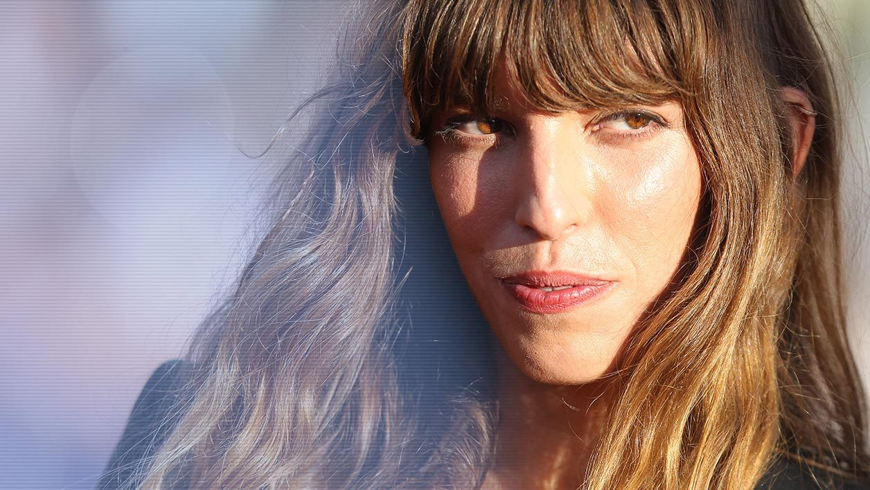 lou doillon cinema portrait scanner
