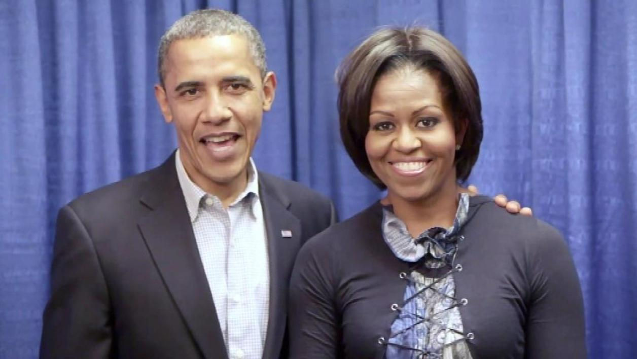 Le couple Obama en campagne de mi-mandat