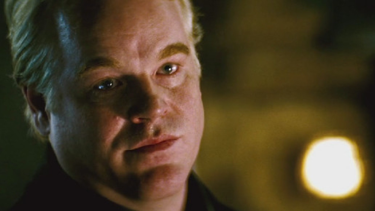 Philip Seymour Hofman dans Mission: Impossible III.