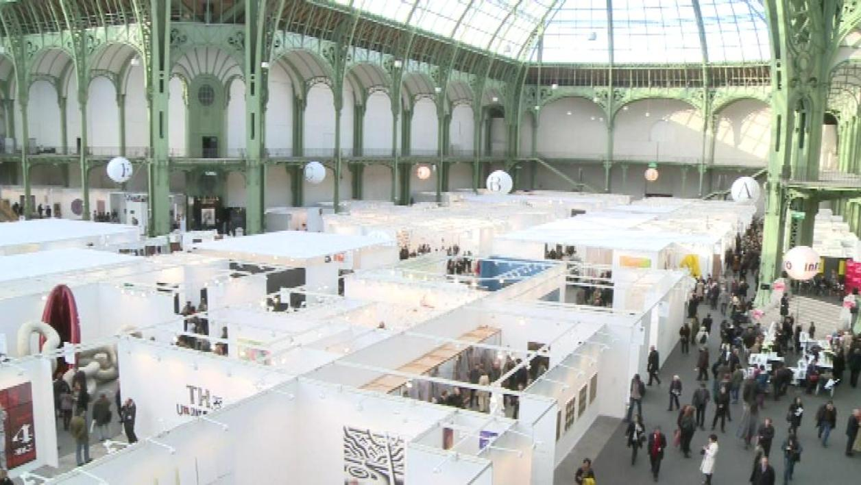 La 37e Foire internationale d'art contemporain