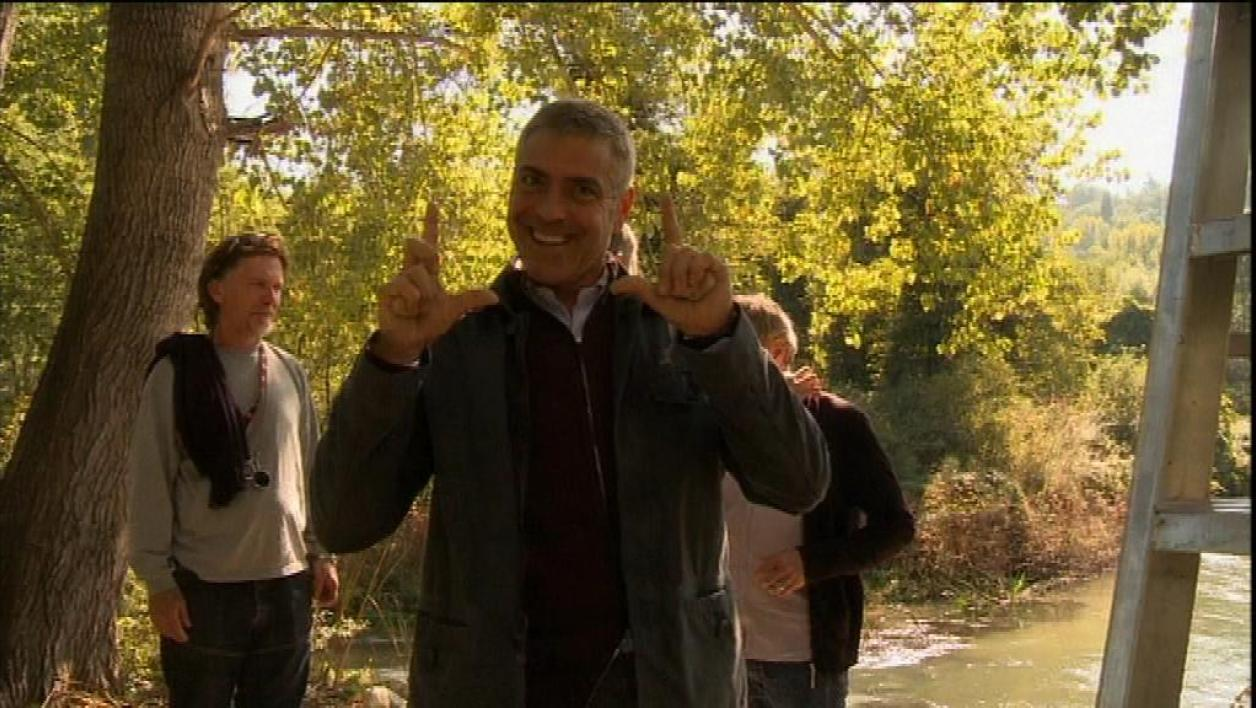George Clooney est The American