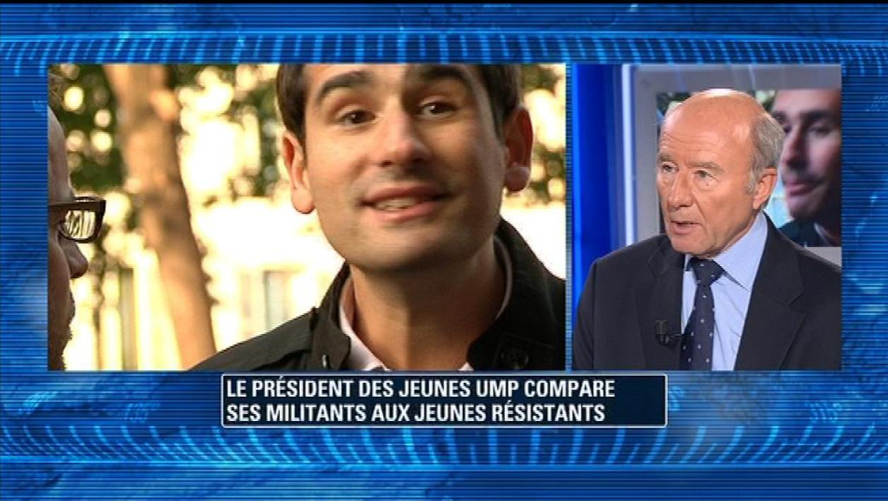 Lancar compare ses militants à Guy Môquet