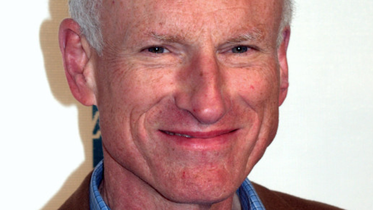 James Rebhorn en 2009 au Tribeca film festival.