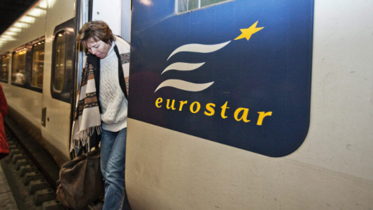 Un train Eurostar, image d'illustration.