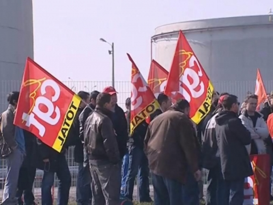 Total: négociations syndicats - direction