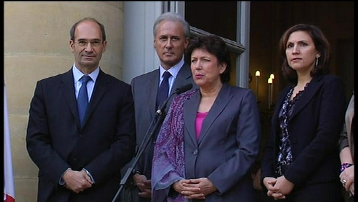 Roselyne Bachelot rend hommage à Eric Woerth