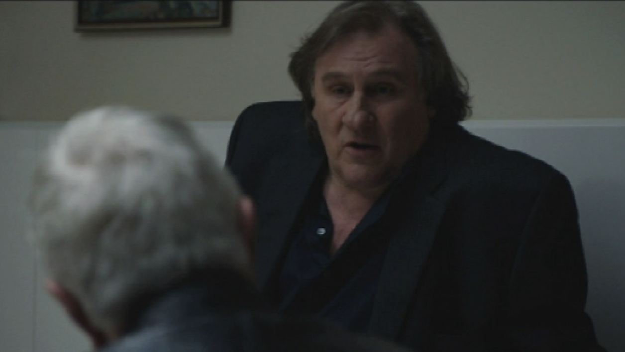 "Gérard Depardieu dans ""Welcome to New York"", le film d'Abel Ferrara."