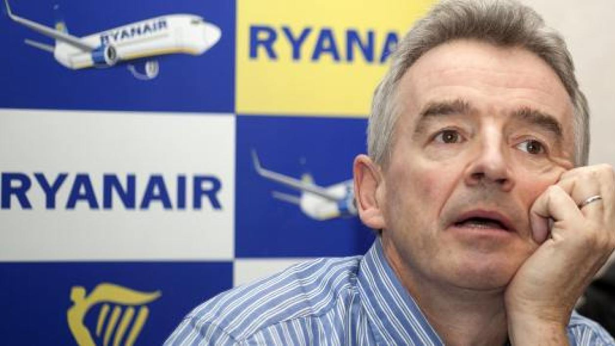 "Micheal O'Leary évoque ""10 à 15 destinations"""