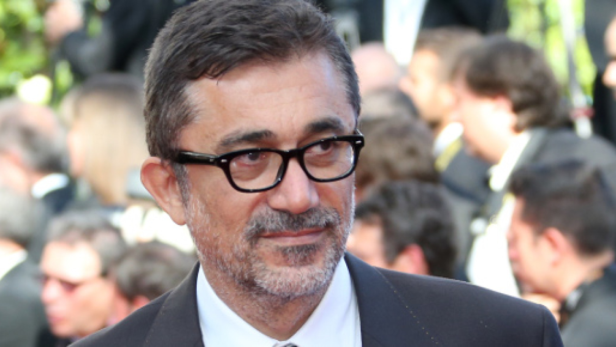 "Nuri Bilge Ceylan a reçu la Palme d'or à Cannes pour son film ""Winter Sleep"""