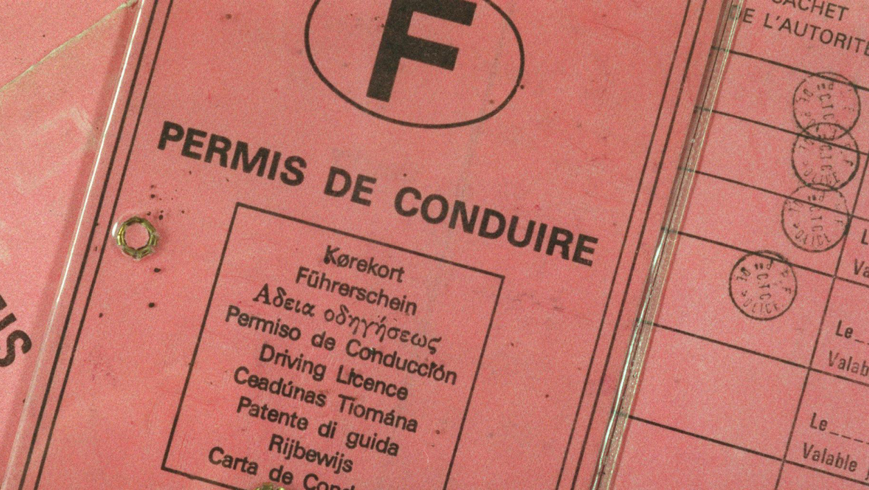 Photo d'un permis de conduire (illustration).