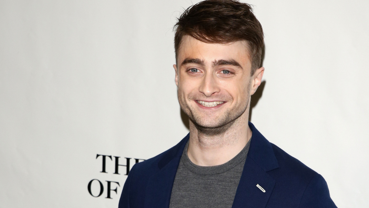 Daniel Radcliffe à New York le 20 avril 2014.