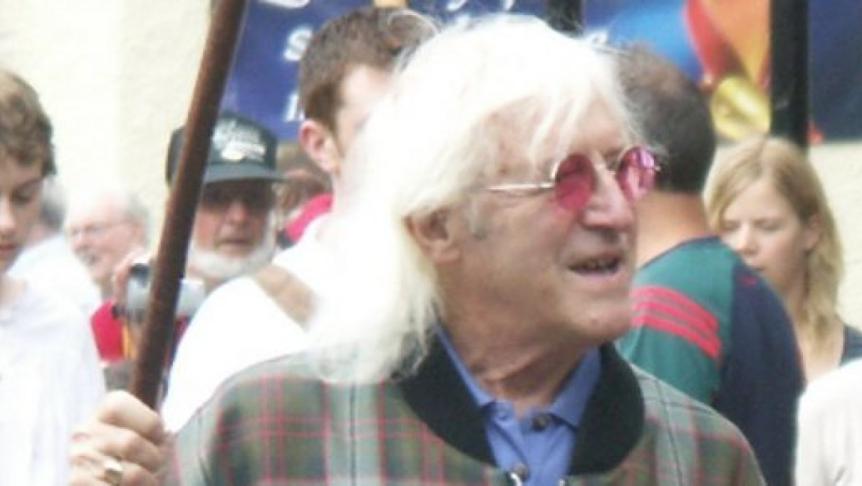 Jimmy Saville en 2006