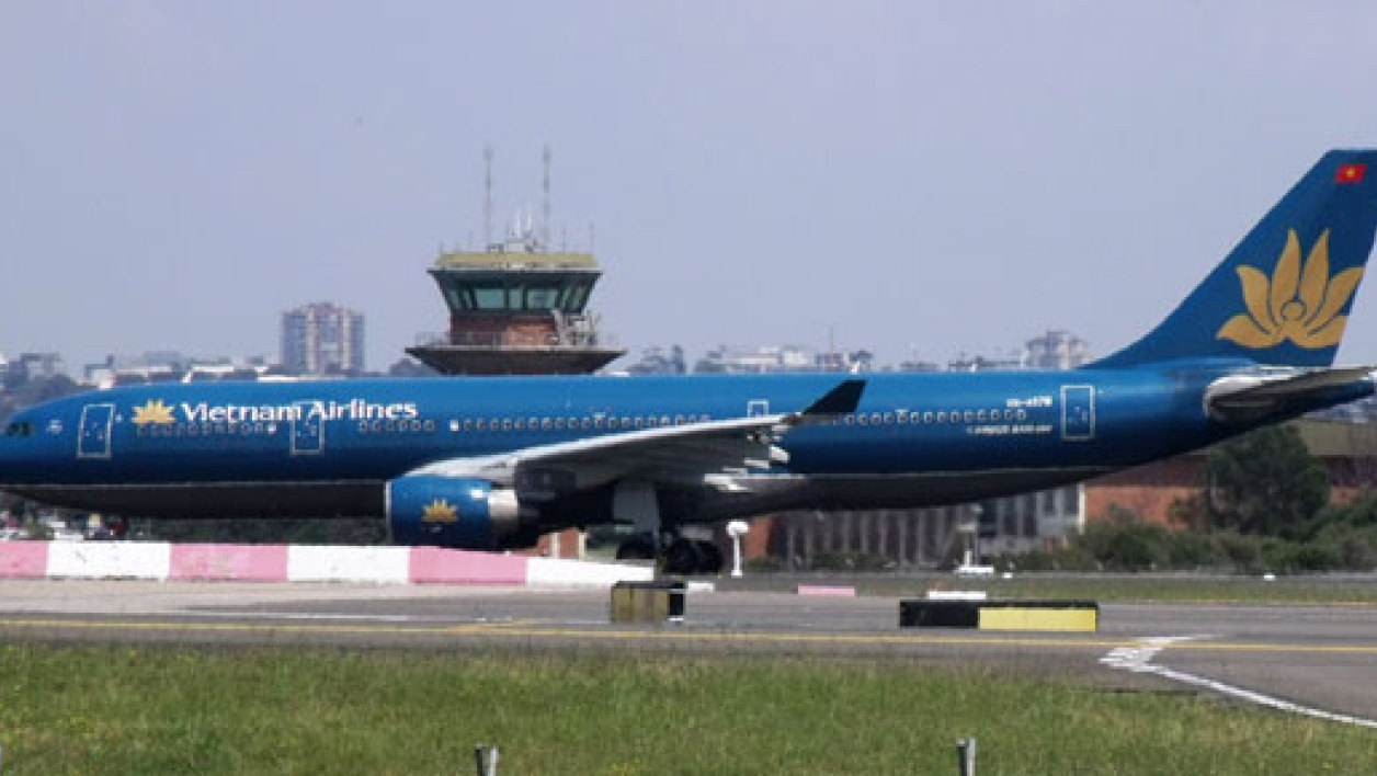 Un avion de la compagnie Vietnam Airlines (photo d'illustration)