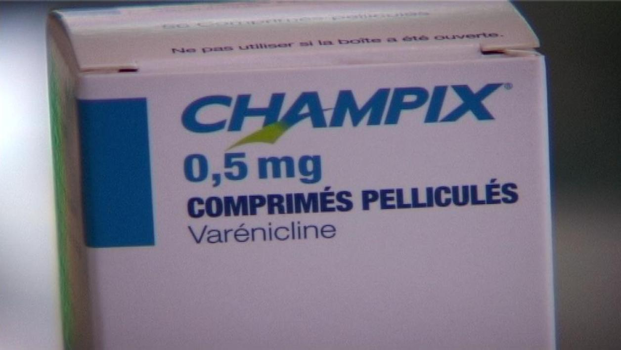 Tabac : plaintes contre le médicament Chantix