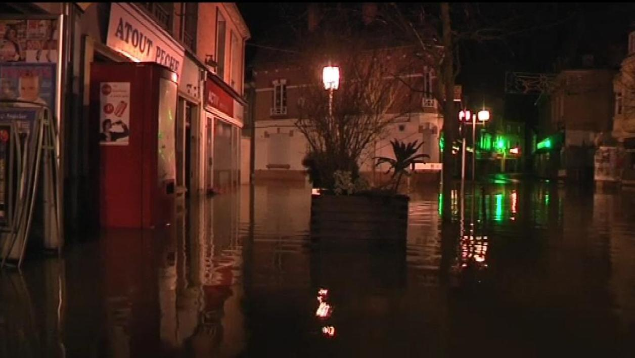 Le Nord toujours victime d'inondations