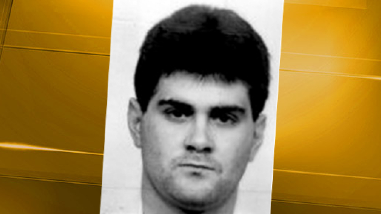 Cameron Todd Willingham, au moment de son arrestation en 1992.