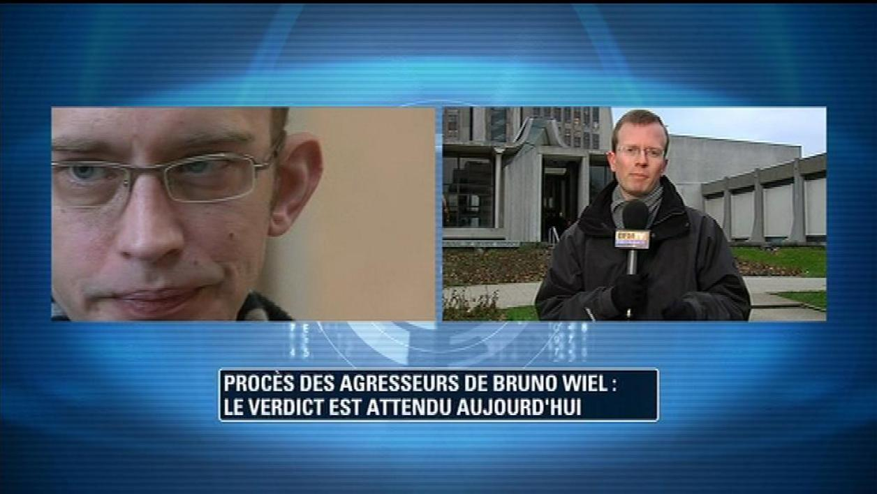 Agression de Bruno Wiel : verdict attendu