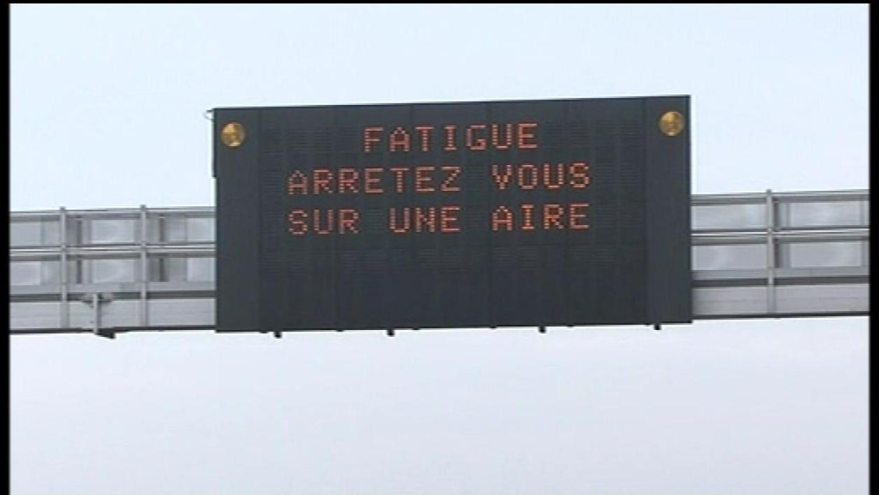 La fatigue, une cause d'accident sous-estimée