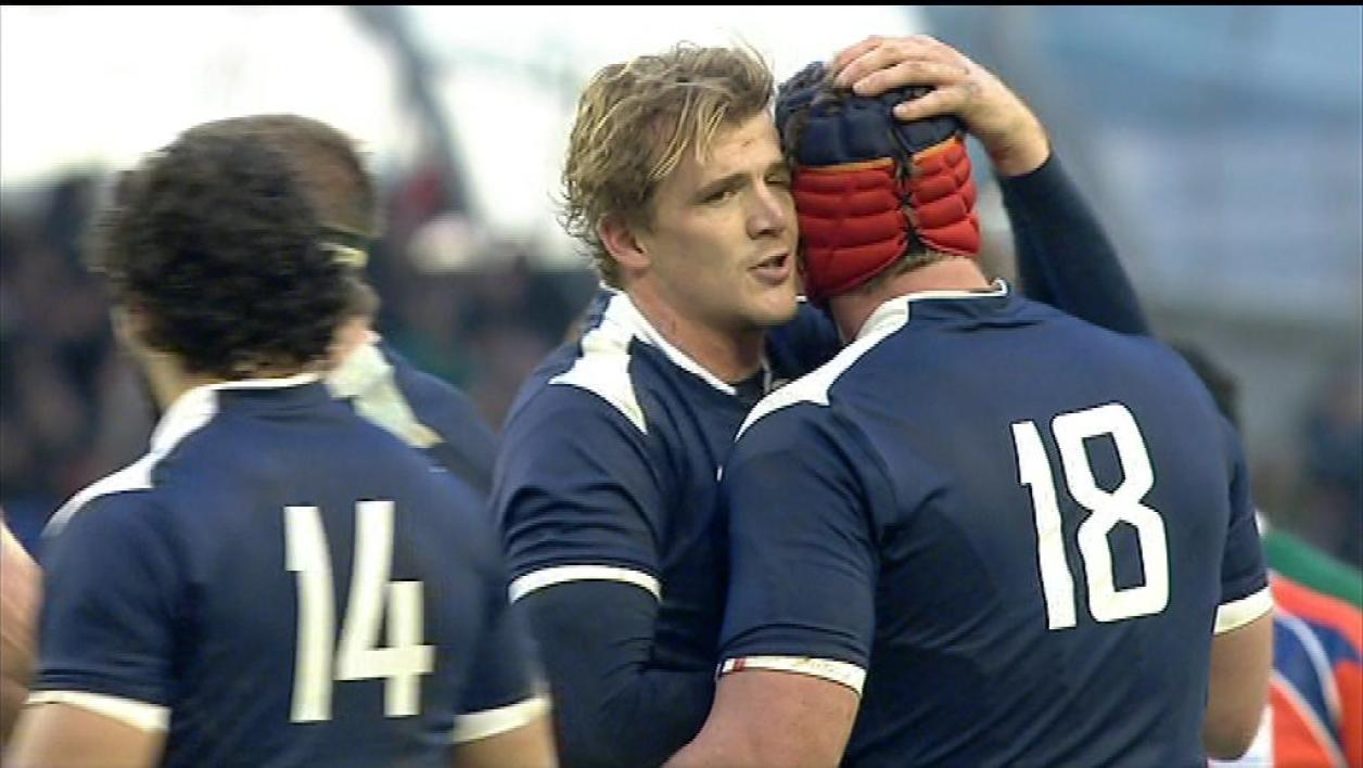 Tournoi des VI nations : la France bat l'Irlande