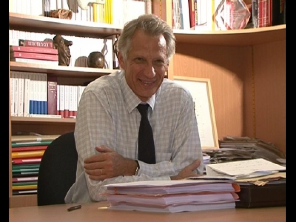Dominique de Villepin lance son mouvement
