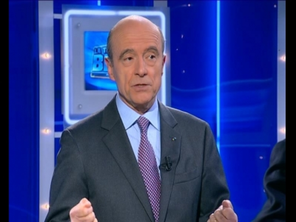 Alain Juppé possible candidat en 2012