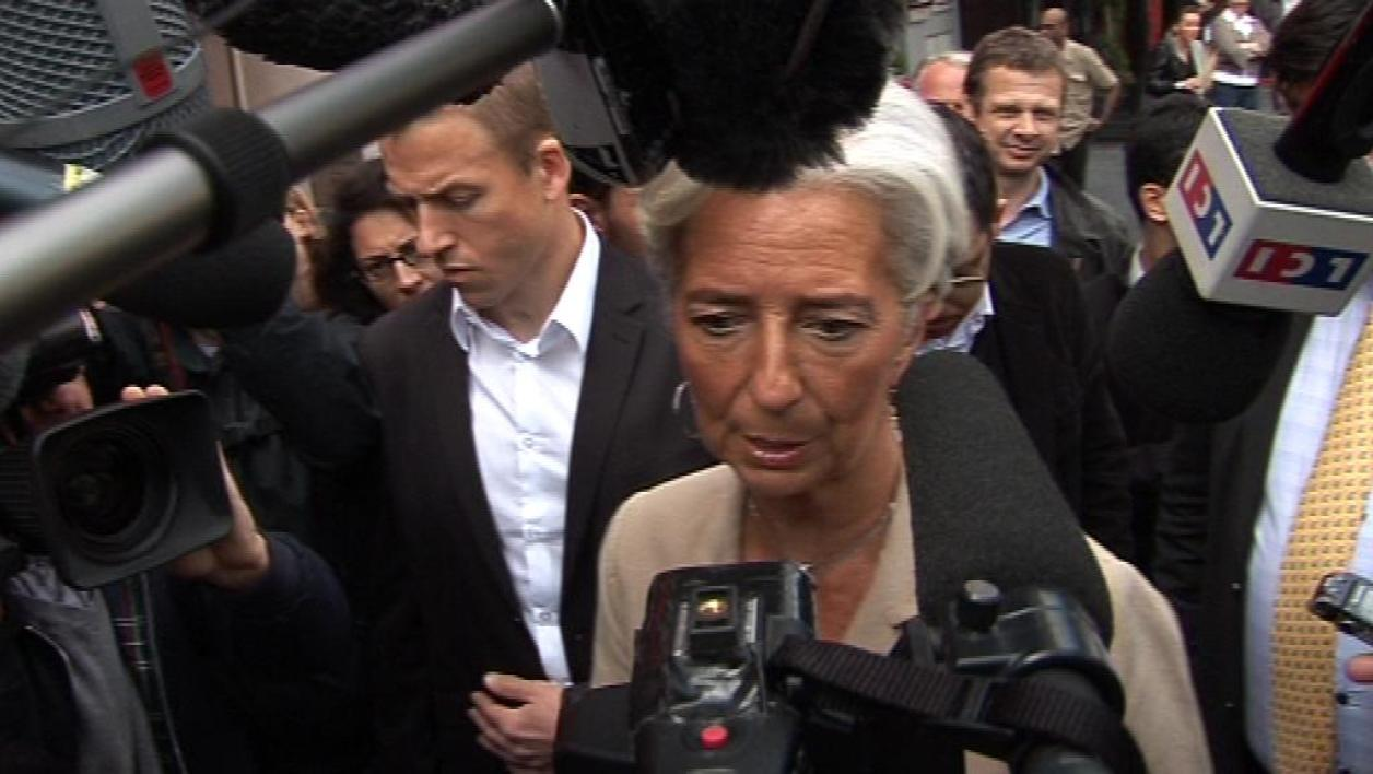 Christine Largade possible remplaçante de DSK
