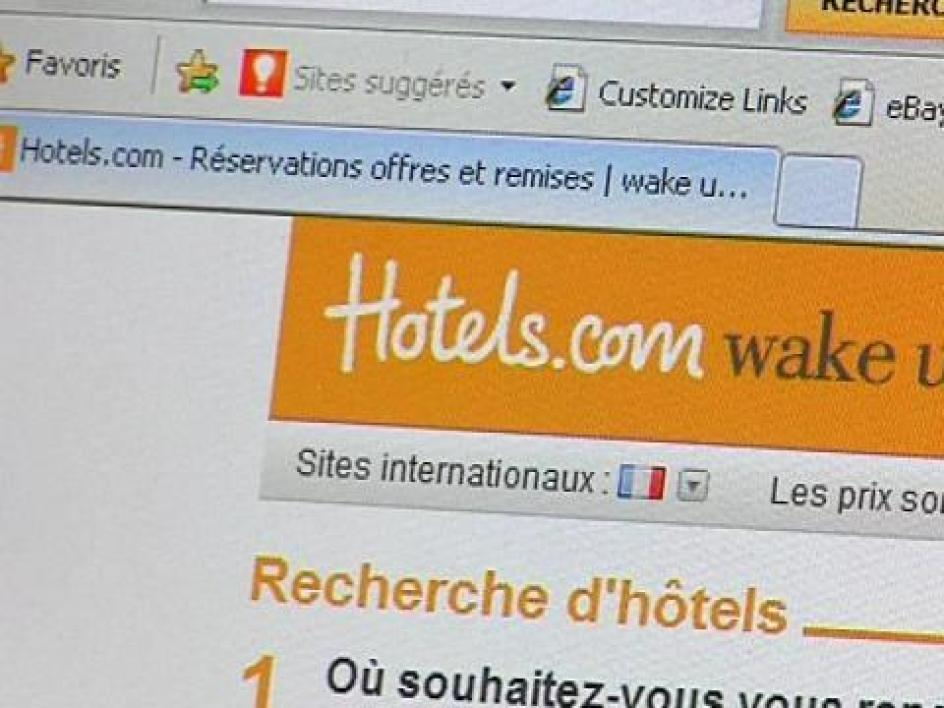 Vacances : sites internet accusés de fraudes
