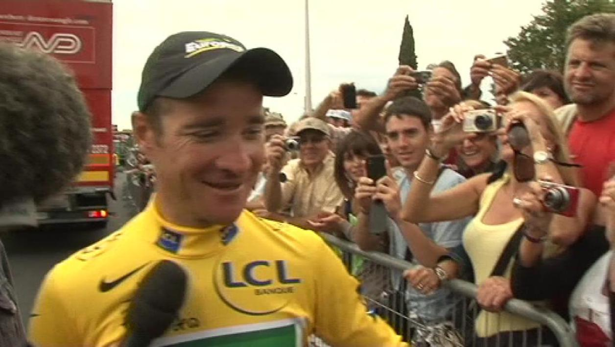 Voeckler-mania sur les routes du Tour de France