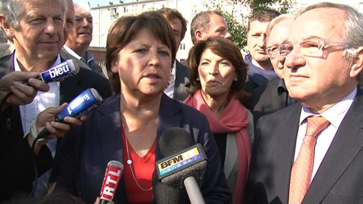 Education : Martine Aubry fustige Luc Chatel