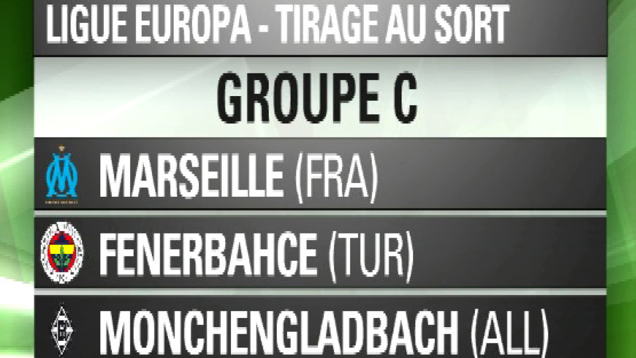 Tirage au sort en direct de la Ligue Europa